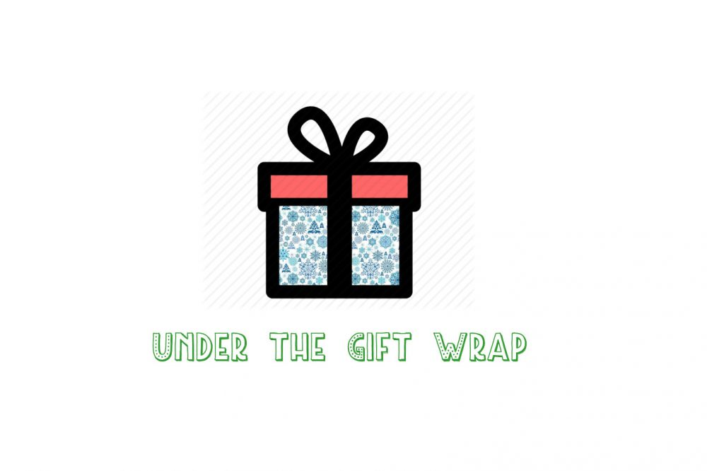 Under the Gift Wrapping part 3