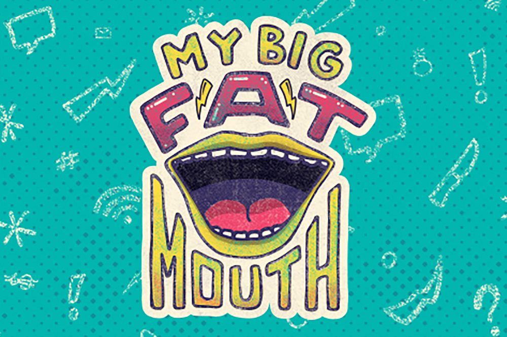 My Big Fat Mouth Part 3: Lying