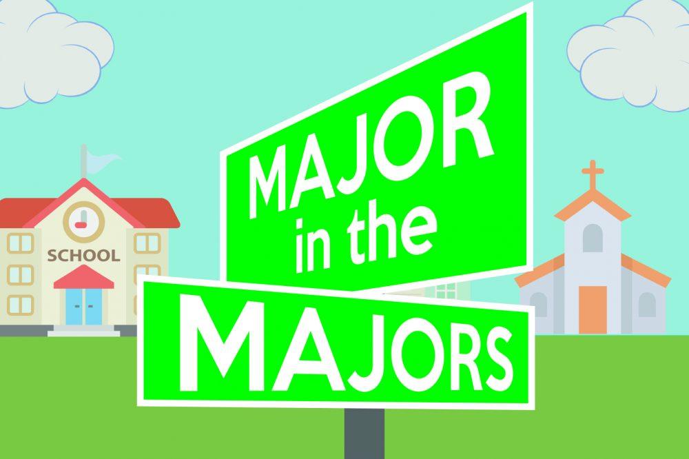 Major in the Majors pt 1