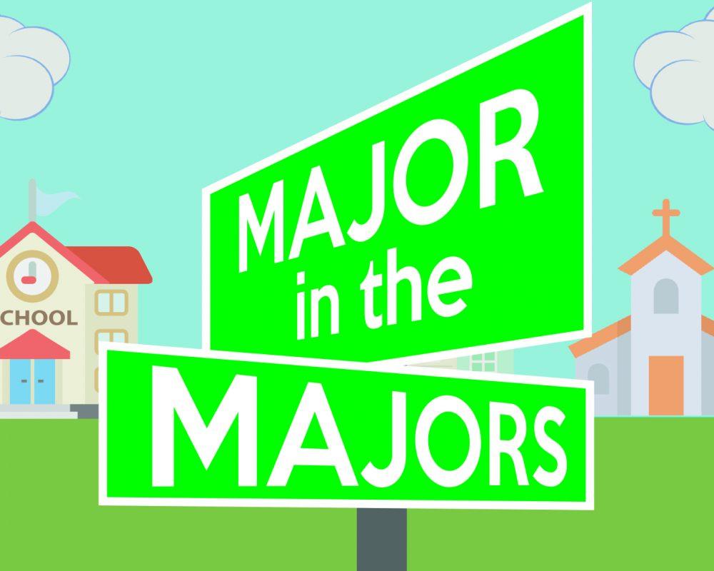 Major in the Majors pt 2