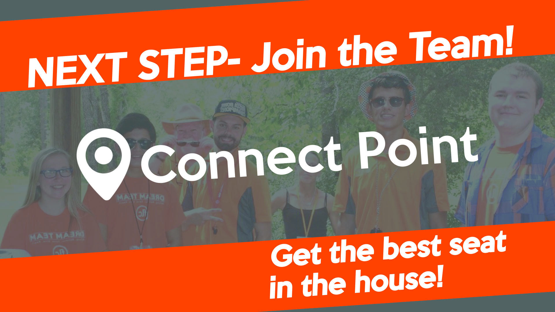 Connect Point!- Join the Team!