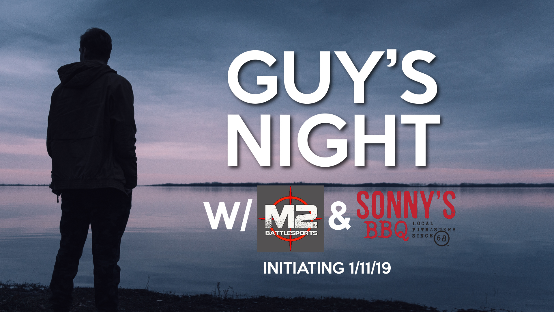Guy's Night Out on 1/11/19