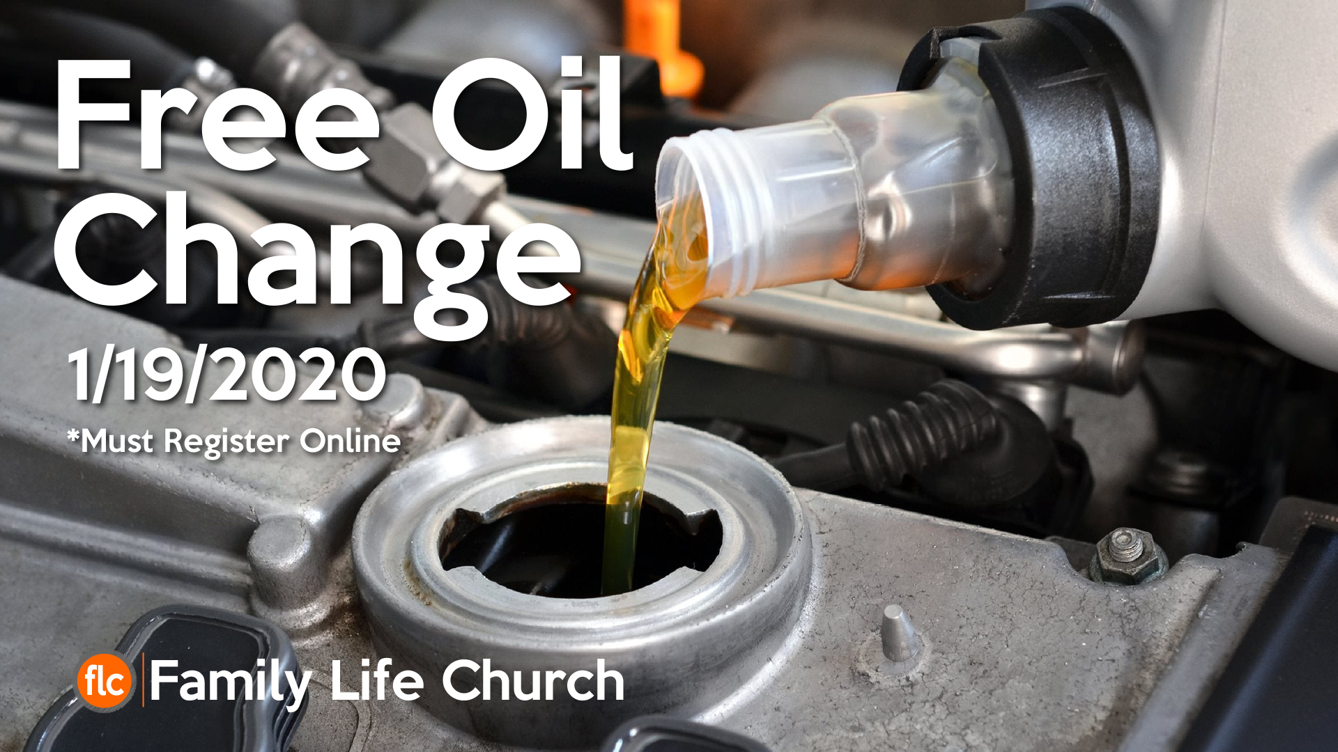 Free Oil Change for Single Parents