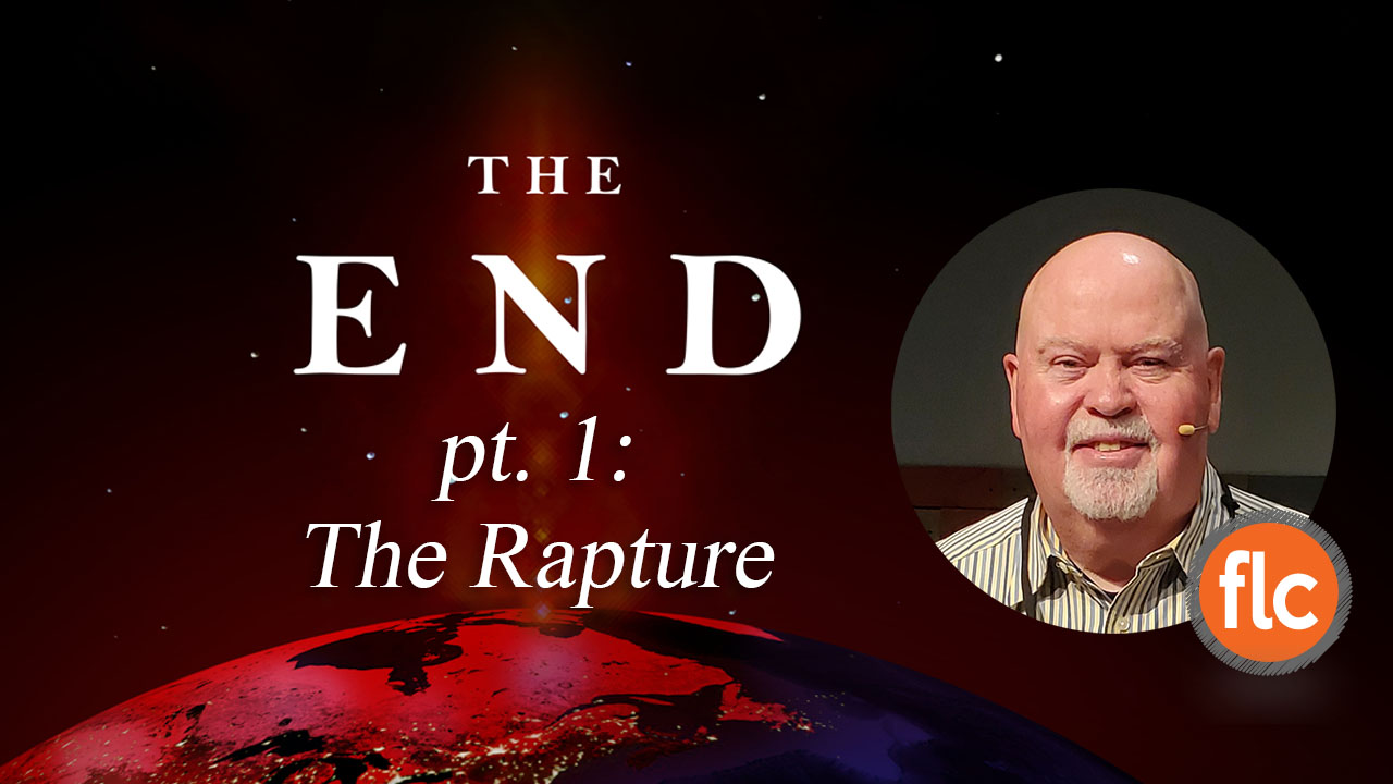 The End Pt 1: The Rapture