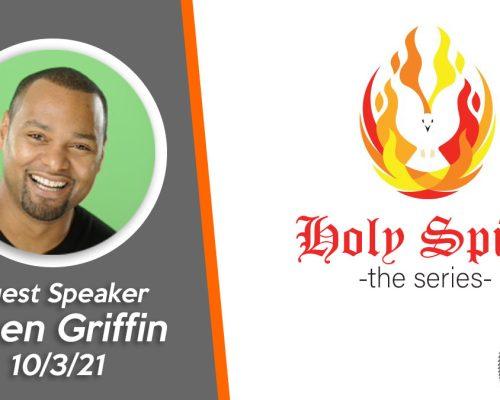 Guest Speaker: Alan Griffin