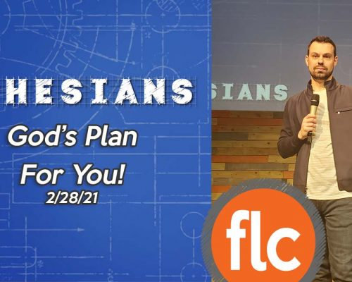 God's Plan For You